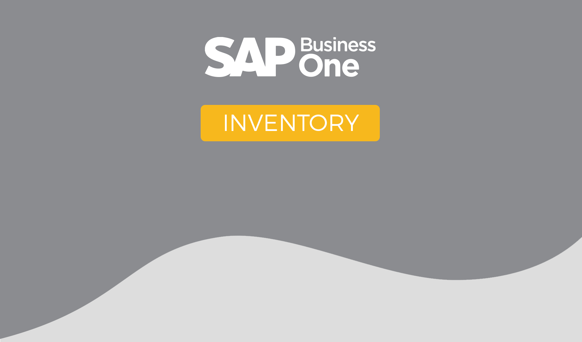 SAP Business One Implementation & Solutions Provider